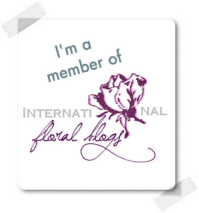 International Floral Blogs Logo