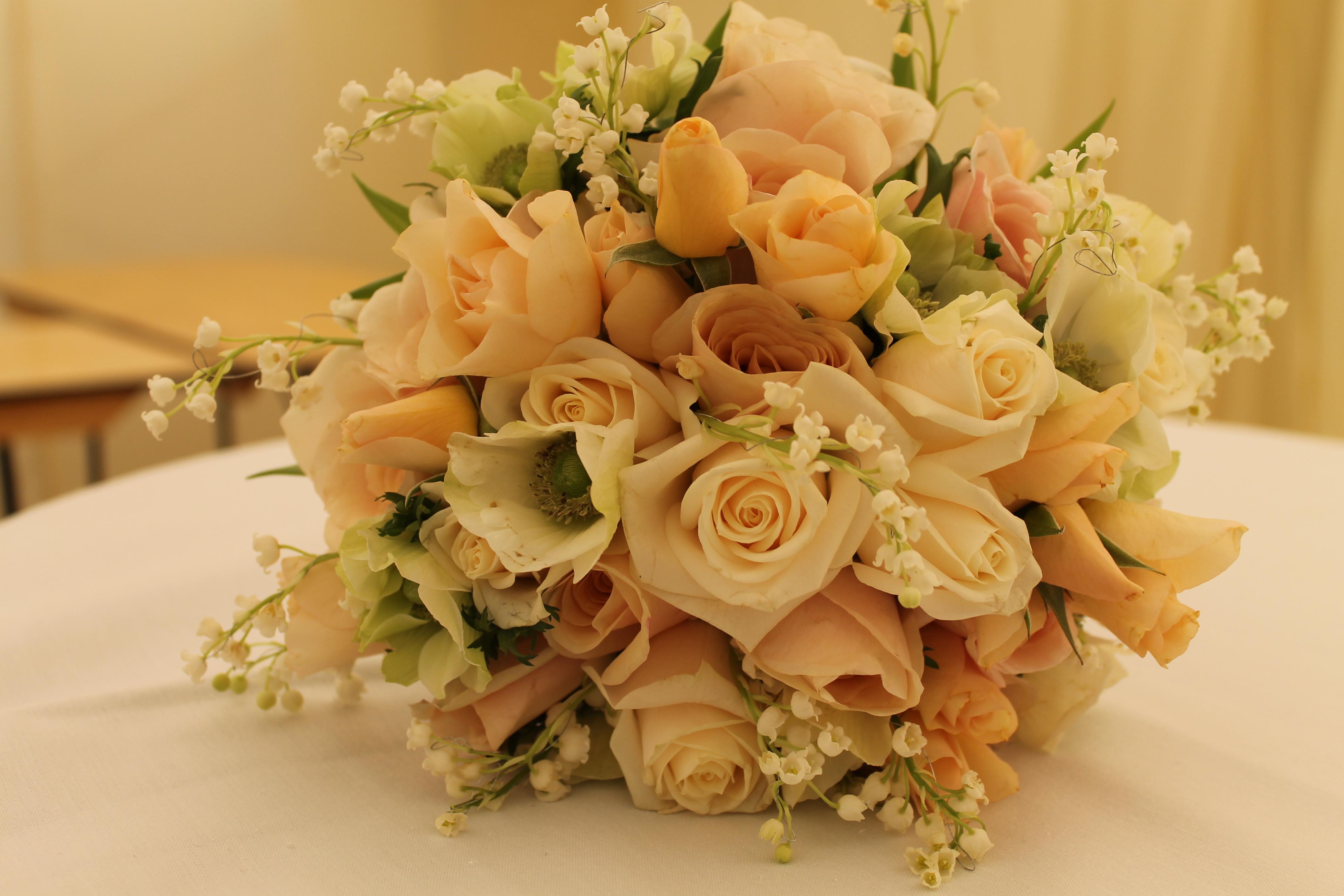 Nellies Vintage Wedding Flowers In Cornwall